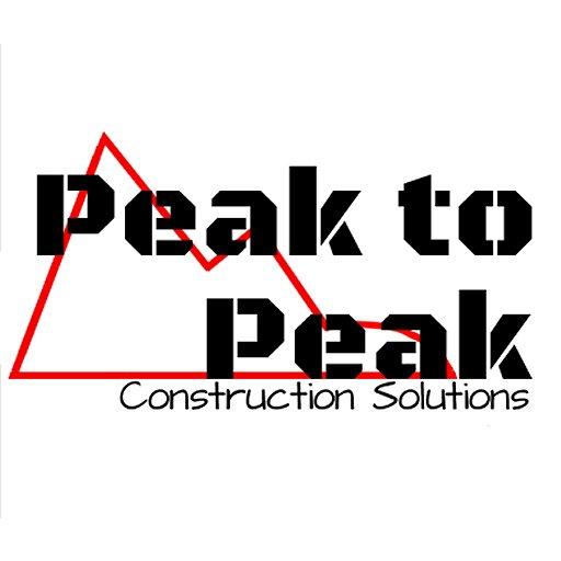 Peak to Peak Construction Solutions